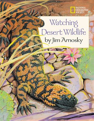 Cover image for Watching desert wildlife