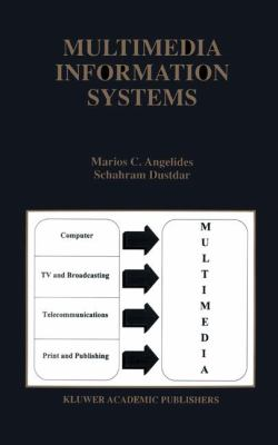 Cover image for Multimedia information systems