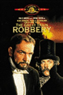 Cover image for The Great train robbery