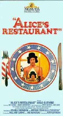 Cover image for Alice's Restaurant