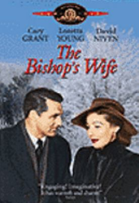 Cover image for The bishop's wife