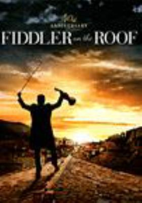 Cover image for Fiddler on the roof