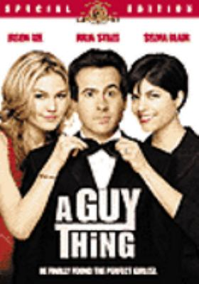 Cover image for A guy thing