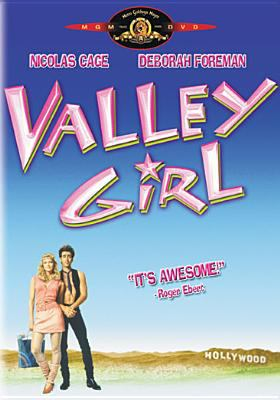 Cover image for Valley girl