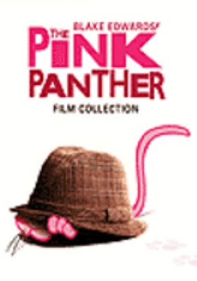 Cover image for Trail of the Pink Panther