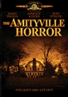 Cover image for The Amityville horror