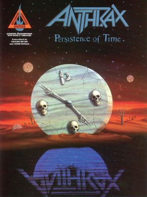 Cover image for Persistence of time