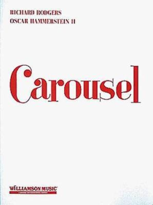 Cover image for Rodgers & Hammerstein's Carousel : a musical play
