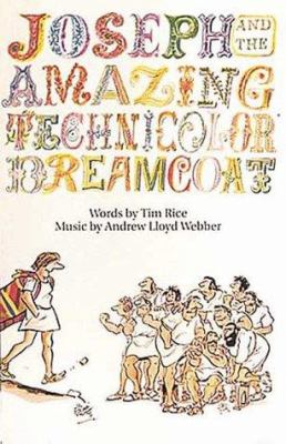Cover image for Joseph and the amazing Technicolor dreamcoat