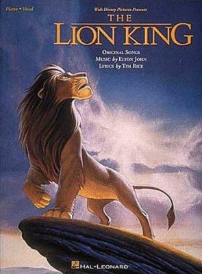 Cover image for The lion king : original songs