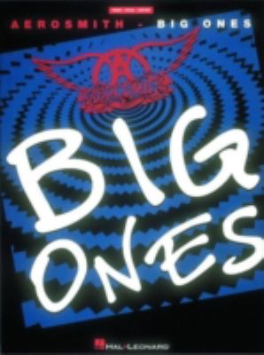 Cover image for Aerosmith : big ones