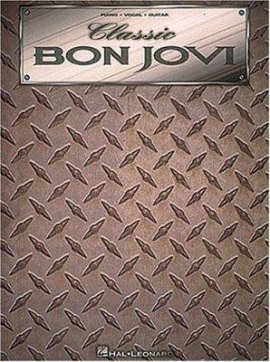 Cover image for Classic Bon Jovi