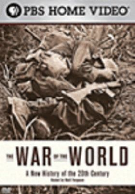 Cover image for The war of the world a new history of the 20th century
