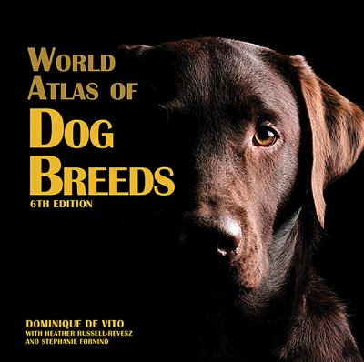 Cover image for World atlas of dog breeds