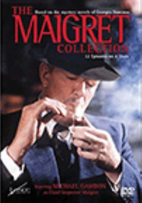 Cover image for The Maigret collection