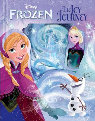 Cover image for The icy journey
