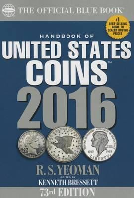 Cover image for Handbook of United States coins