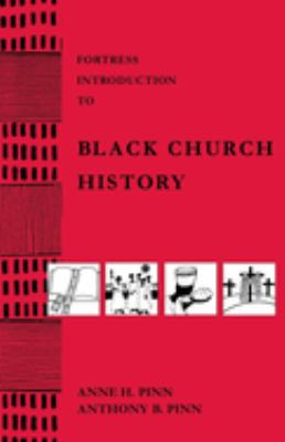 Cover image for Fortress introduction to Black church history