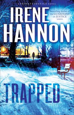 Cover image for Trapped : a novel