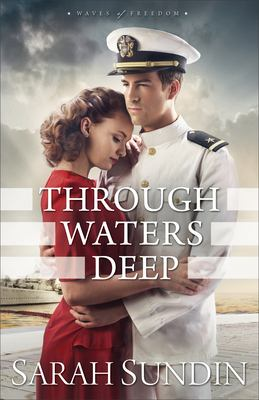 Cover image for Through waters deep : a novel