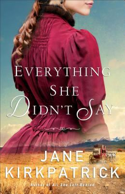 Cover image for Everything she didn't say
