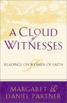 Cover image for A cloud of witnesses : readings on women of faith