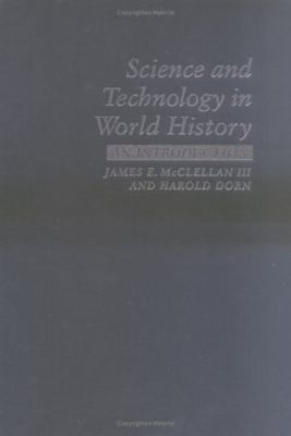Cover image for Science and technology in world history : an introduction