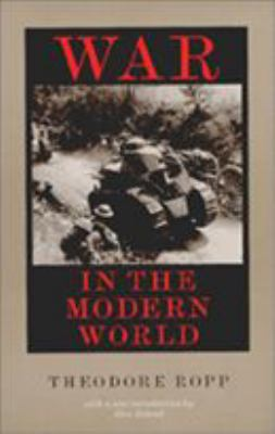 Cover image for War in the modern world