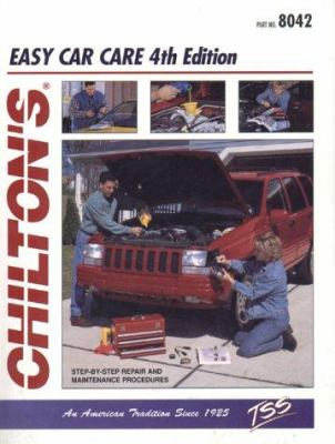 Cover image for Chilton's easy car care