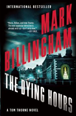 Cover image for The dying hours : a novel