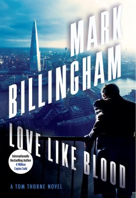 Cover image for Love like blood