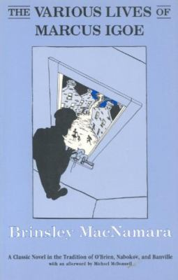 Cover image for The various lives of Marcus Igoe