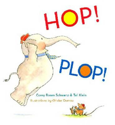 Cover image for Hop! plop!