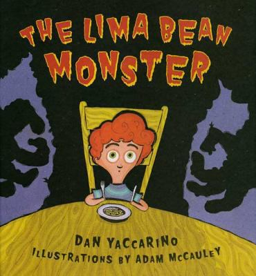 Cover image for The lima bean monster