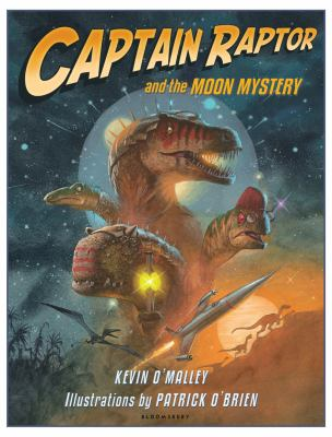 Cover image for Captain Raptor and the moon mystery