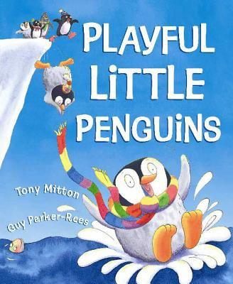 Cover image for Playful little penguins