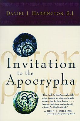 Cover image for Invitation to the Apocrypha