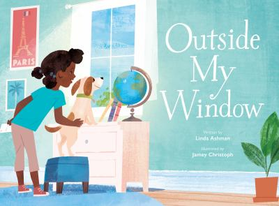 Cover image for Outside my window