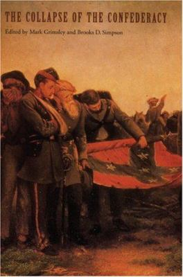 Cover image for The collapse of the Confederacy