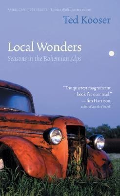 Cover image for Local wonders : seasons in the Bohemian Alps