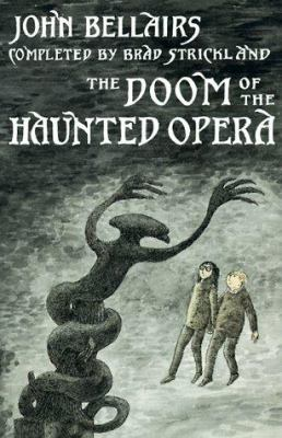 Cover image for The doom of the haunted opera
