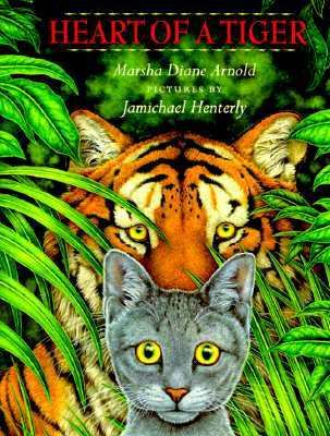 Cover image for Heart of a tiger