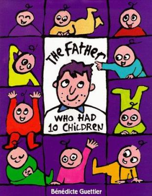 Cover image for The father who had ten children
