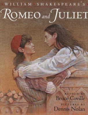 Cover image for William Shakespeare's Romeo and Juliet