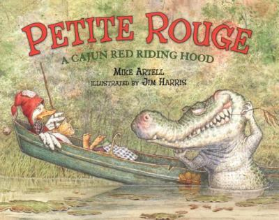 Cover image for Petite Rouge : a Cajun Red Riding Hood