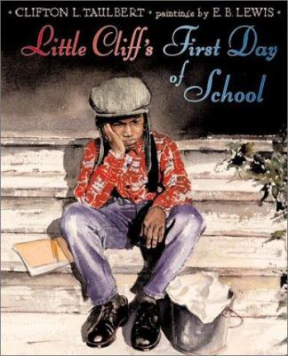 Cover image for Little Cliff's first day of school