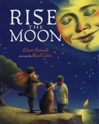 Cover image for Rise the moon