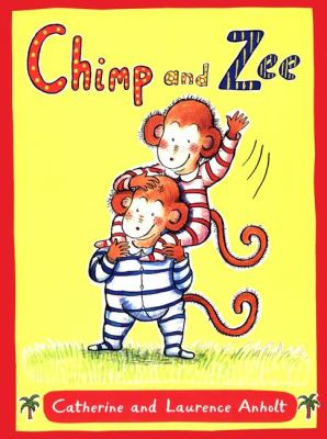 Cover image for Chimp and Zee