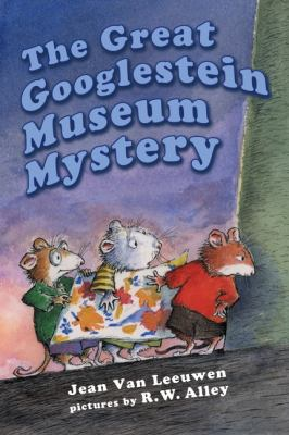 Cover image for The Great Googlestein museum mystery
