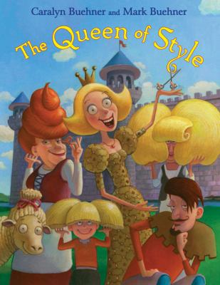 Cover image for The Queen of Style